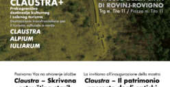 "Exhibition ""Claustra – A hidden legacy of the Ancient Romans"""